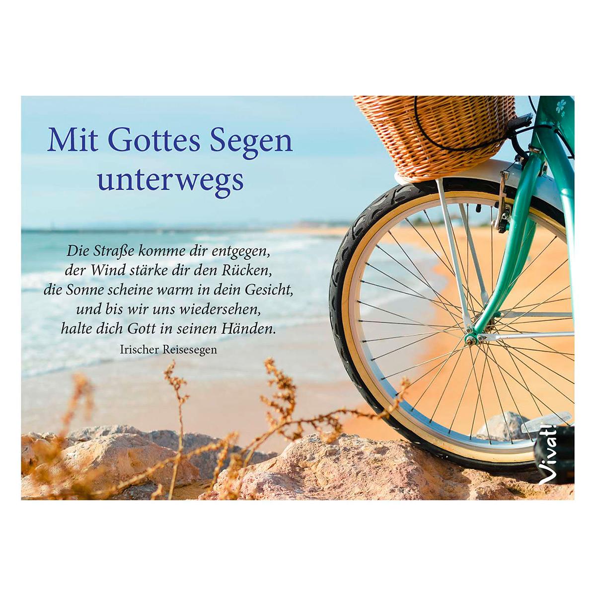 Fahrradklingel »Christophorus« | vivat shop.at