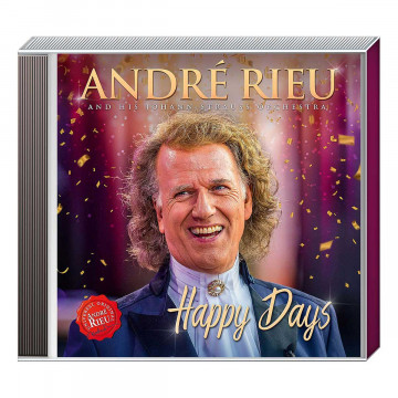 CD »Happy Days«