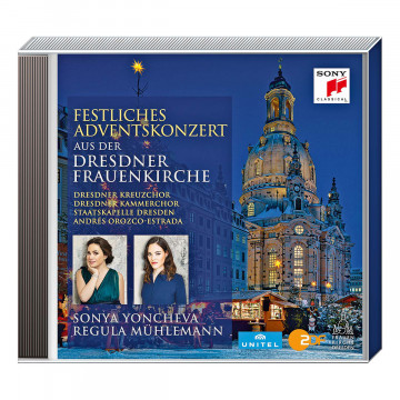 CD »Festliches Adventskonzert«