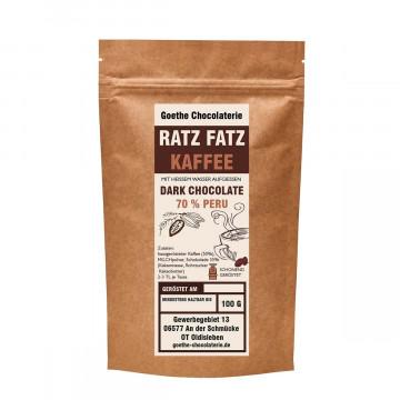 Ratz-Fatz-Kaffee »Dark Chocolate«