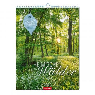 Kalender 2022 »Heimische Wälder«