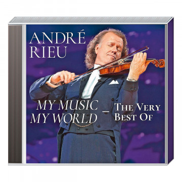 CD André Rieu The Johann Strauss Orchestra