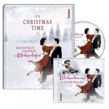It's Christmas Time (Buch & CD)