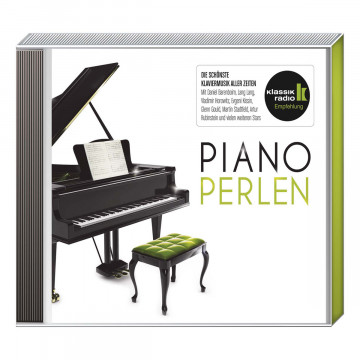 2 CDs »Piano Perlen«