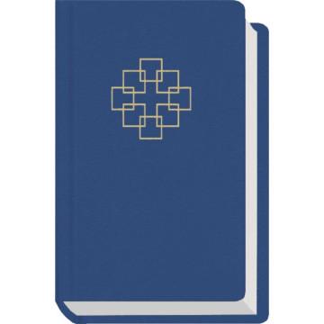 Evangelisches Gesangbuch für Hessen und Nassau. B Blau Einfache Ausgabe