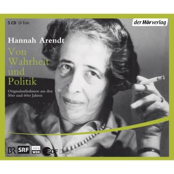Von Wahrheit und Politik. 5 CDs