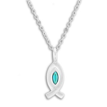 Halskette »Ichthys«