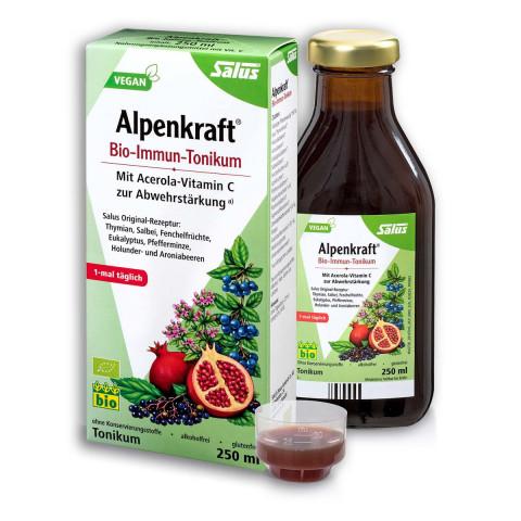 Alpenkraft® Bio-Immun-Tonikum