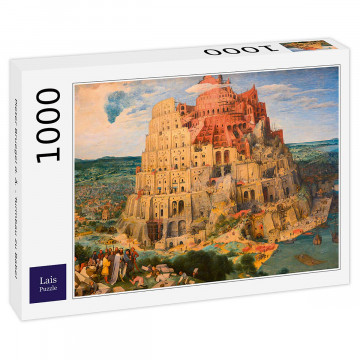 Puzzle »Turmbau zu Babel«