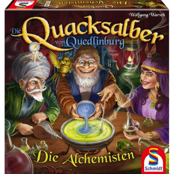 Die Quacksalber von Quedlinburg!, Die Alchemisten, 2. Erweiterung
