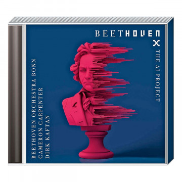 CD Beethoven X The AI Project