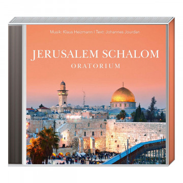 CD »Jerusalem Schalom«