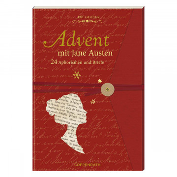 Briefbuch »Advent mit Jane Austen«