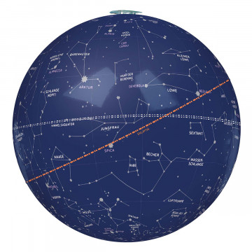 Aufblasbarer Sternenhimmel