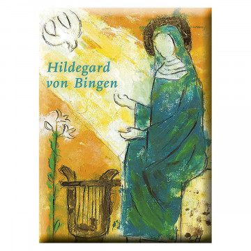 Deko-Magnet »Hildegard«