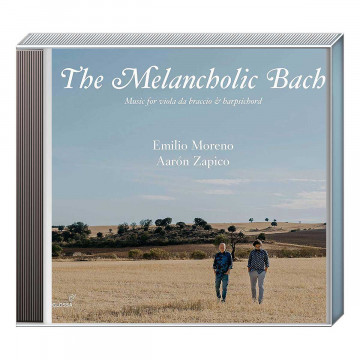 CD The Melancholic Bach