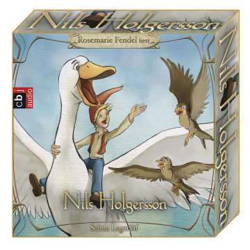6 CDs: Nils Holgersson