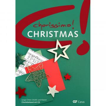 chorissimo! Christmas (Chorbuch + CD)