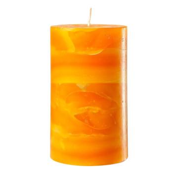 Stumpenkerze »Milch und Honig«