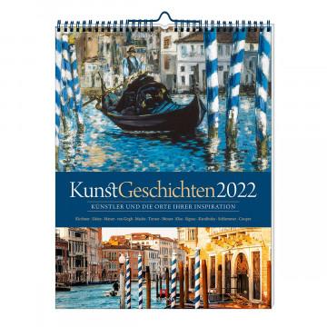 Kalender 2022 »KunstGeschichten«