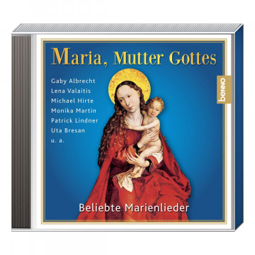 CD »Maria, Mutter Gottes«