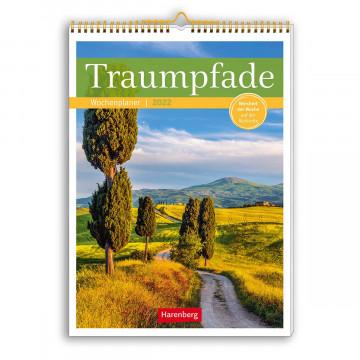 Kalender 2022 »Traumpfade«