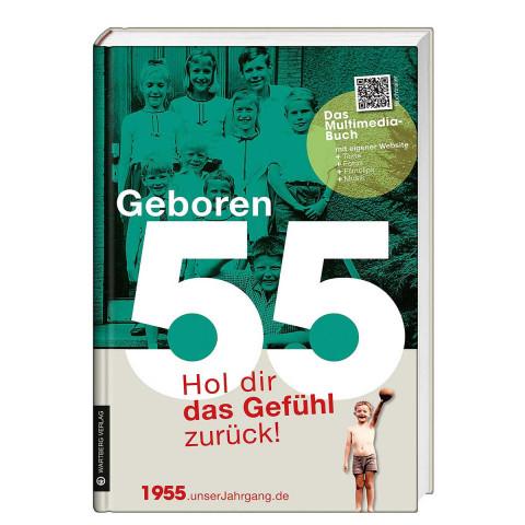 Jahrgangsbuch »Geboren 55«