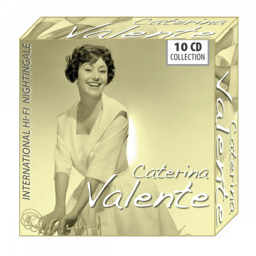 10 CDs »Caterina Valente«