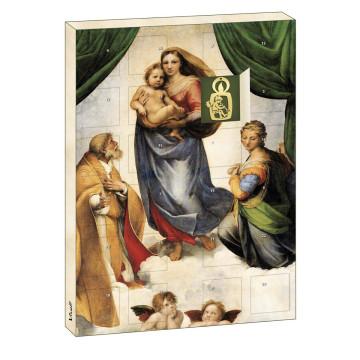 Adventskalender »Süßer die Glocken nie klingen«