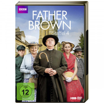 3 DVDs: Father Brown