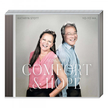 CD »Songs of Comfort and Hope«