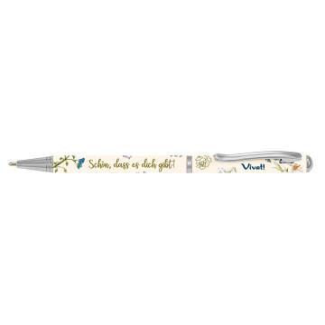 Kugelschreiber »Schön, dass es dich gibt«