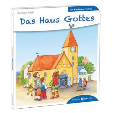 Das Haus Gottes den Kindern erklärt (1 Stück)