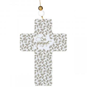 Kreuz, Glaskreuz: Sei gesegnet