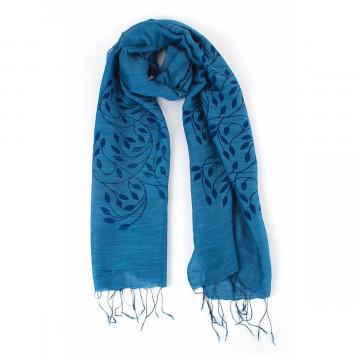 Schal »Tendril dunkelblau«