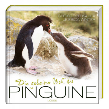 Die geheime Welt der Pinguine