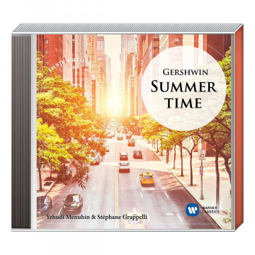 CD »Gershwin Summertime«