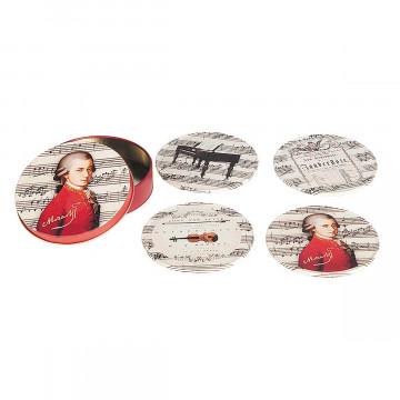 Untersetzer »Mozart«