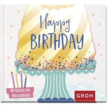 Geschenkbuch »Happy Birthday«