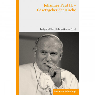 Johannes Paul II. - Gesetzgeber der Kirche