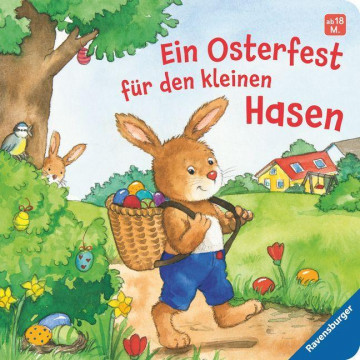 Ein Osterfest für den kleinen Hasen