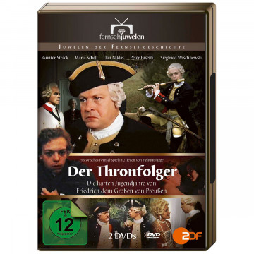 2 DVDs »Der Thronfolger«