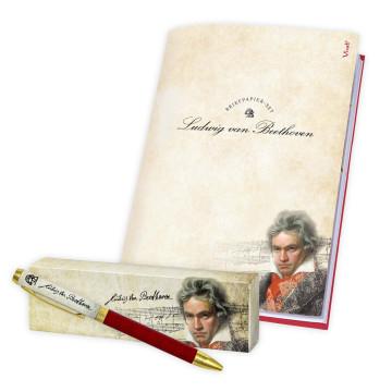 Schreibset »Ludwig van Beethoven«