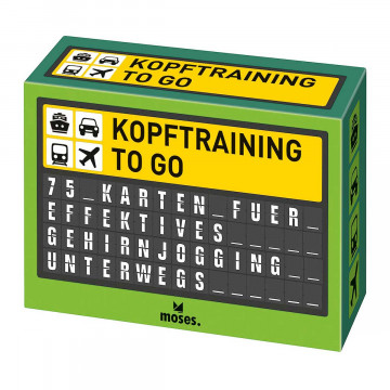 Kopftraining to go