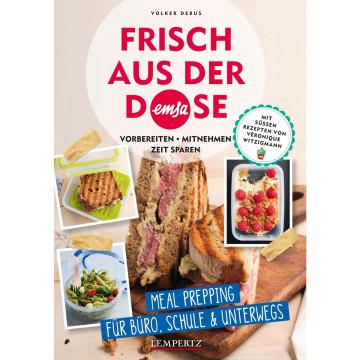 2er-Set Buch & Dose »Frisch aus der EMSA-Dose«