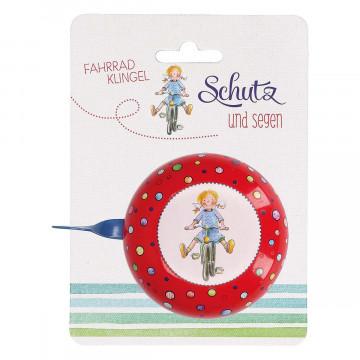 Fahrradklingel »Schutz & Segen«