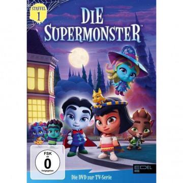 Die Supermonster, Staffel 1