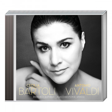 CD »Antonio Vivaldi«