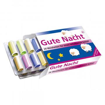 Gute Nacht - 24 Weisheiten für einen erholsamen Schlaf