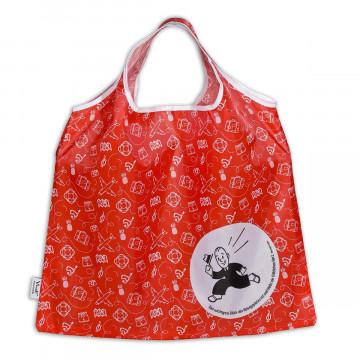 Einkaufstasche »Ein fröhliches Herz«